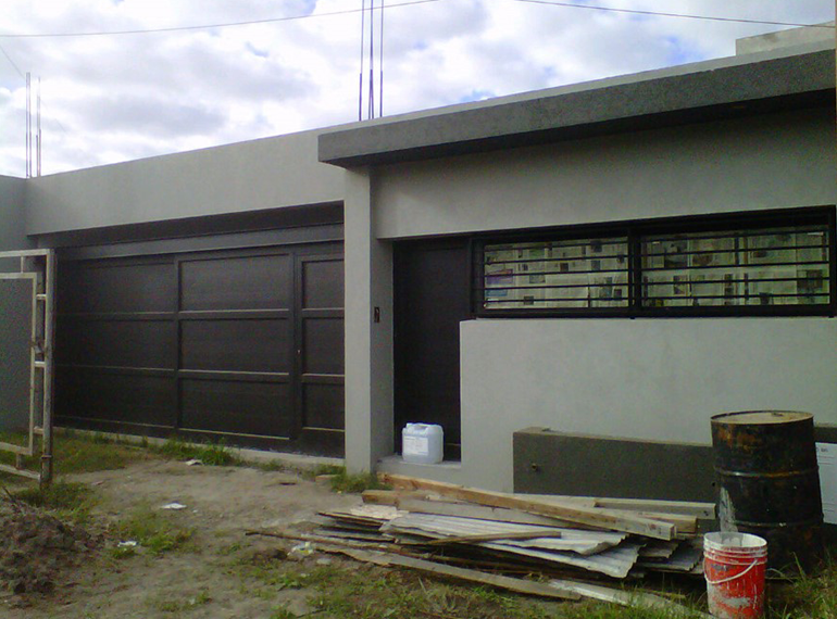 Aberturas en aluminio negro lamark for Aberturas de aluminio ventanas precios
